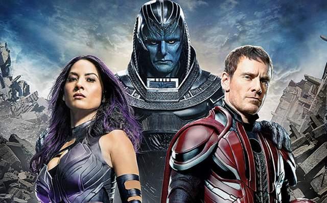 Tráiler de X-Men: Apocalipsis