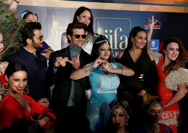 Los Oscar de Bollywood invadirán madrid