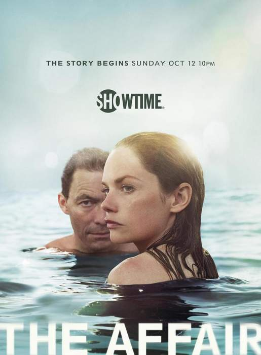 Póster de The Affair