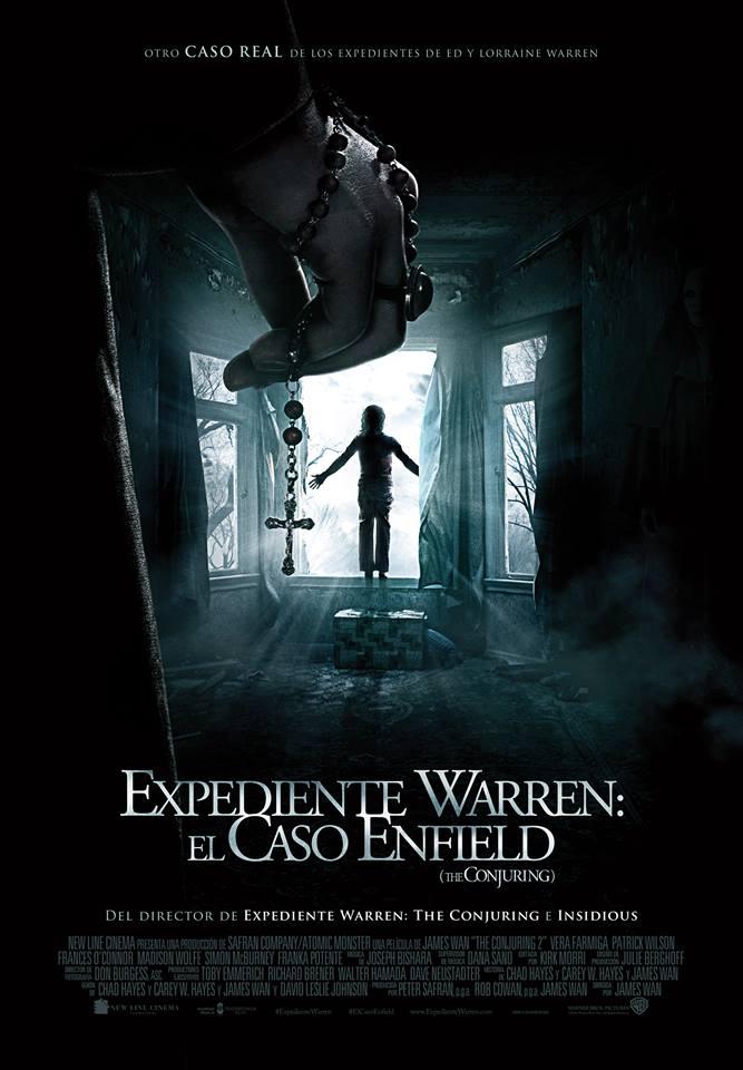 Póster de Expediente Warren: El Caso Enfield