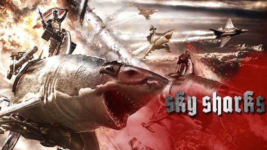 Tráiler de Sky Sharks