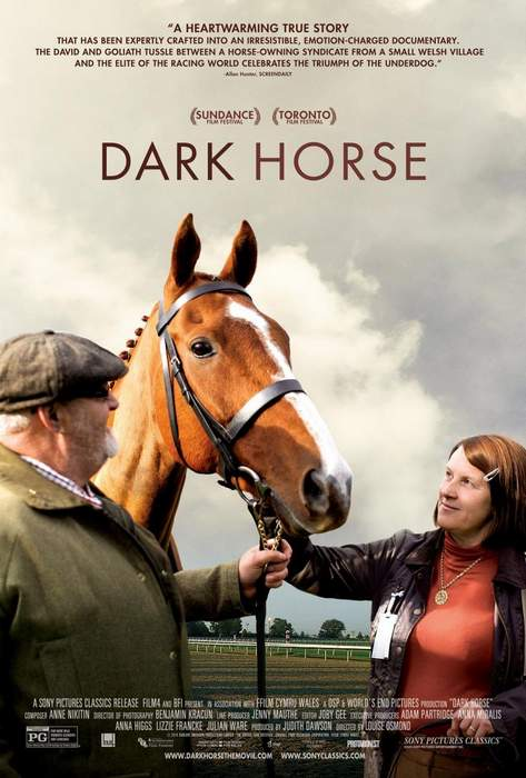 Póster de Caballo ganador (Dark Horse)