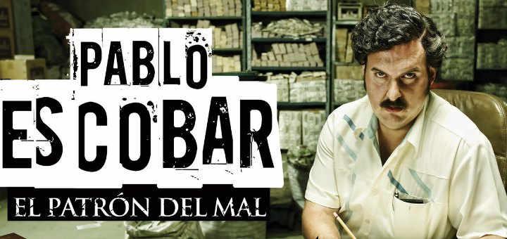 Pablo Escobar. El patrón del mal