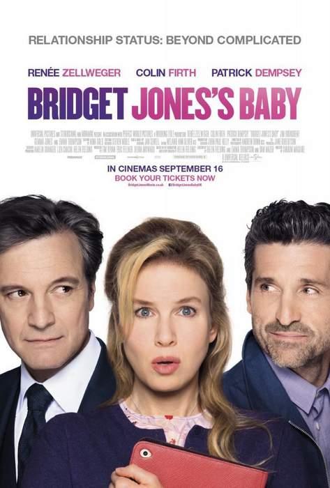 Póster de Bridget Jones Baby