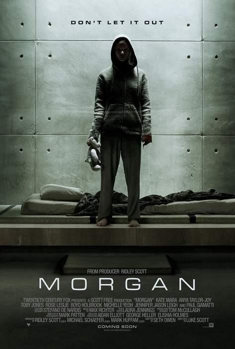 Póster de Morgan