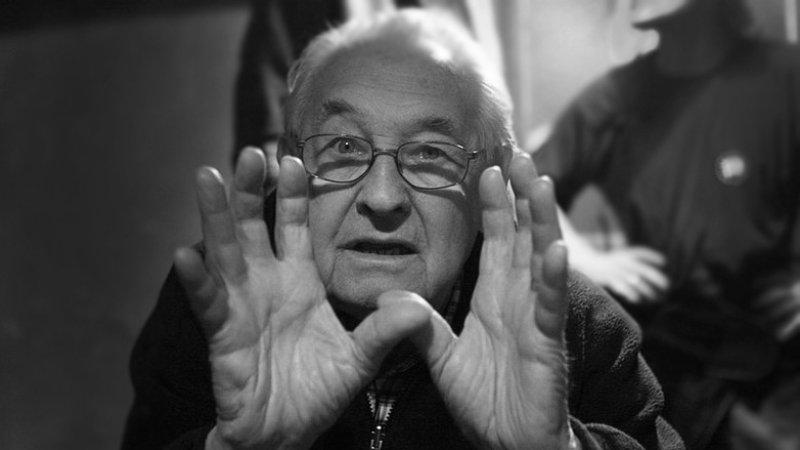 Muere Andrzej Wajda