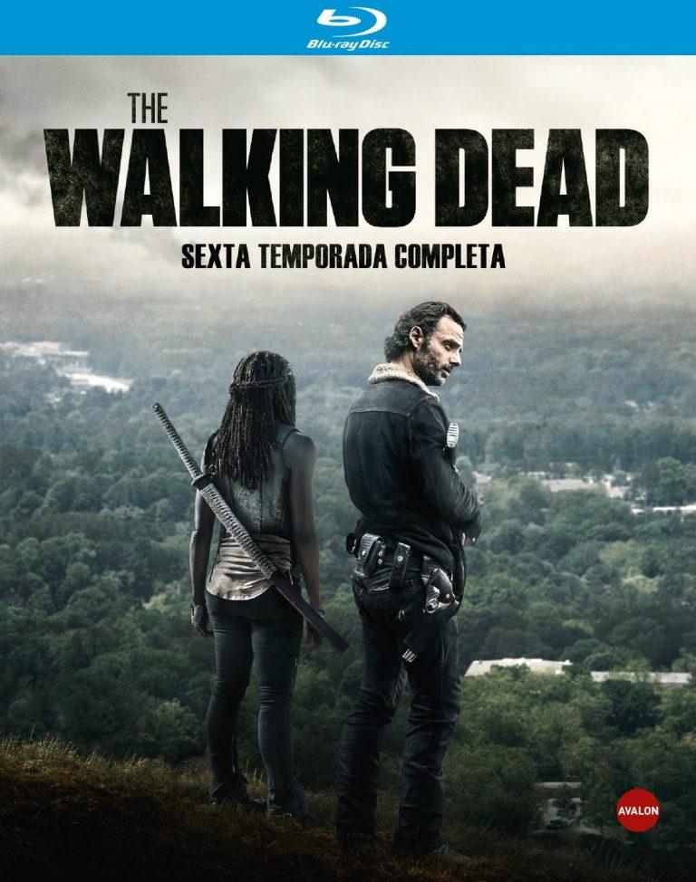 La sexta temporada de The Walking dead en Blu-ray