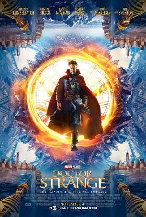 Póster de Doctor Strange