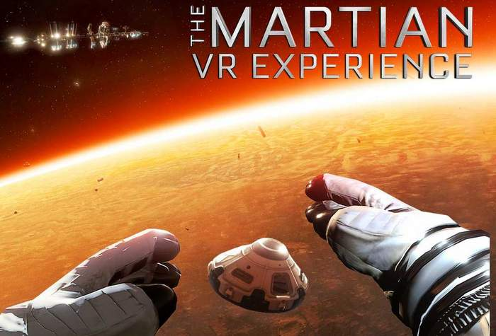 Marte VR Experience