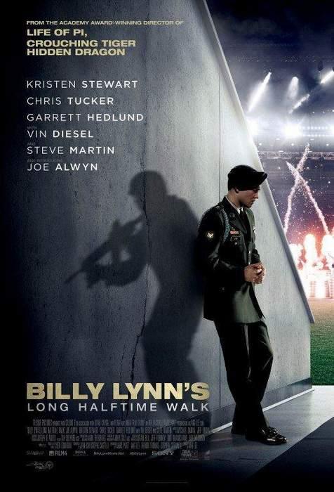 "Póster y Crítica de ""Billy Lynn"""