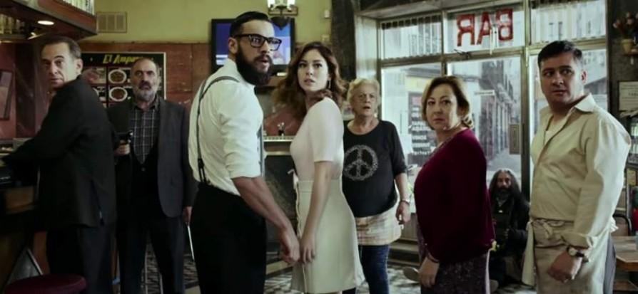 """""""El bar"""" de Álex de la Iglesia en la Berlinale"""