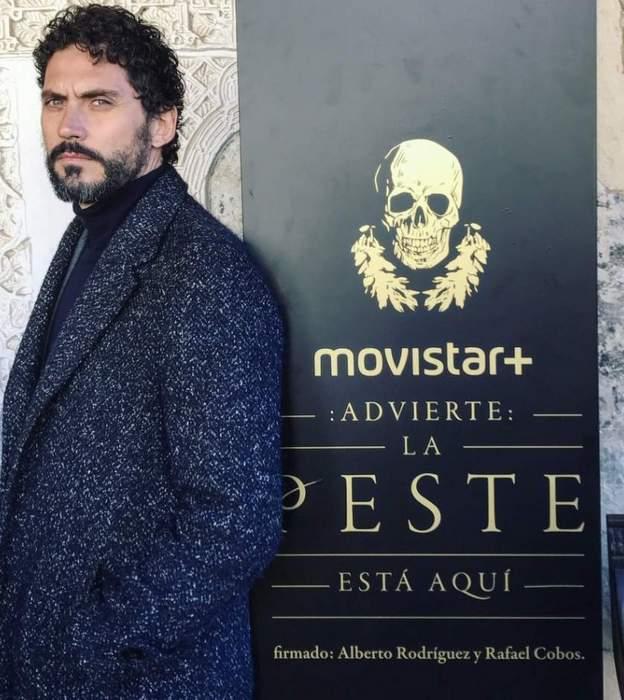 "Paco León protagonizará la serie ""La peste"""