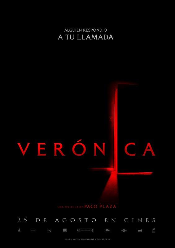 Póster de Verónica. La nueva película de Paco Plaza