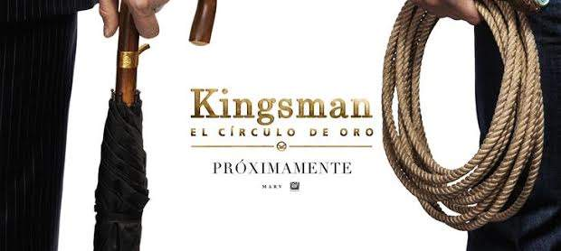 tráiler de Kingsman: El círculo de oro
