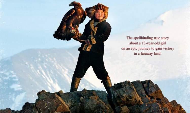 Crítica de La Cazadora del Águila