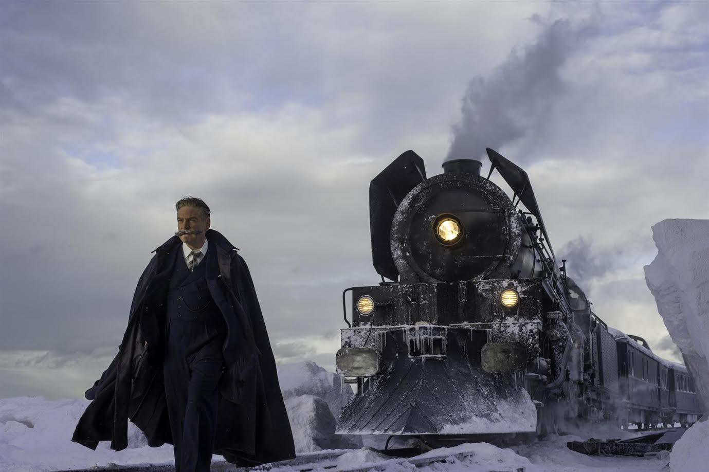 Tráiler de Asesinato en el Orient Express