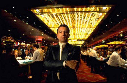 Casinos de Hollywood. Cine y la televisión