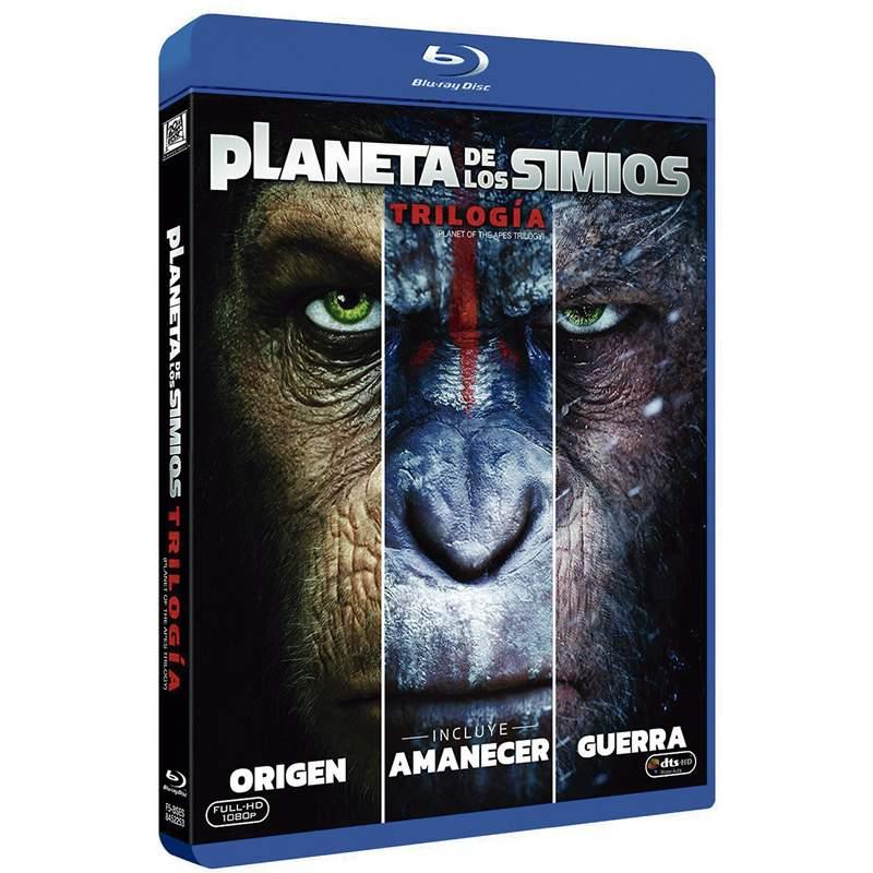 Trilogía de El planeta de los simios