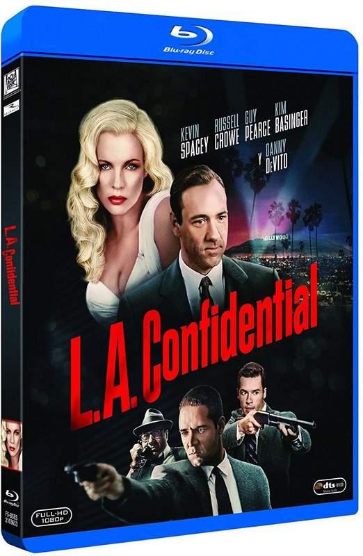 Analizamos la edición en Blu-ray de L.A. Confidential