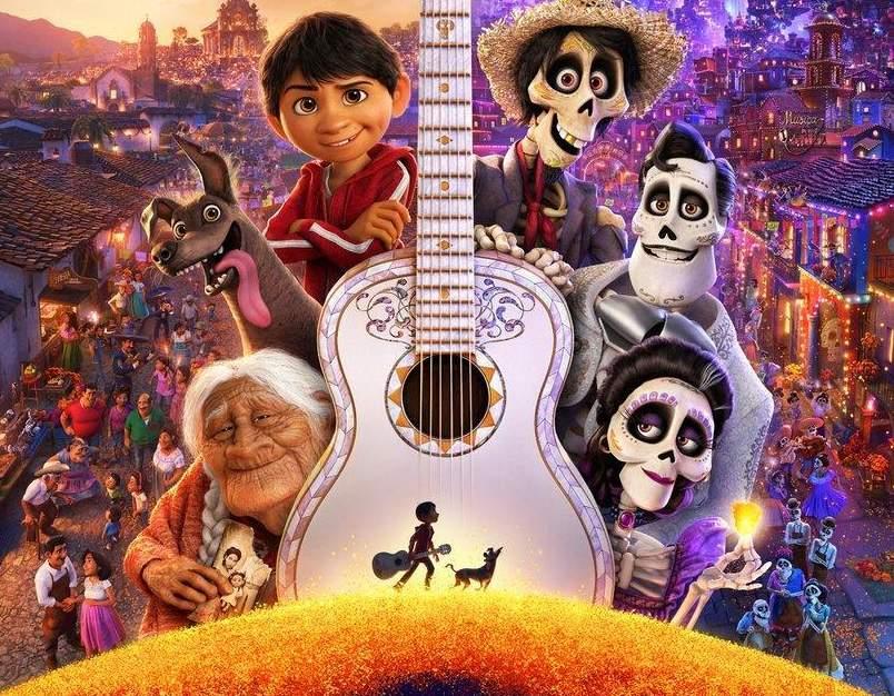 Crítica de Coco. Mejores películas de 2017