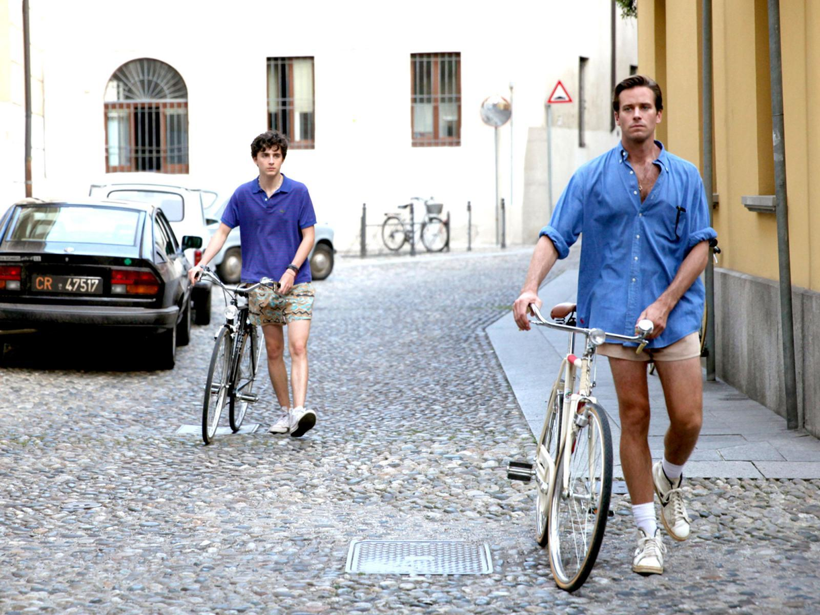 Crítica de Call me by your name