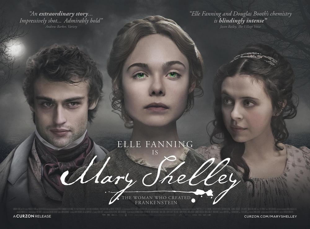 Crítica de Mary Shelley