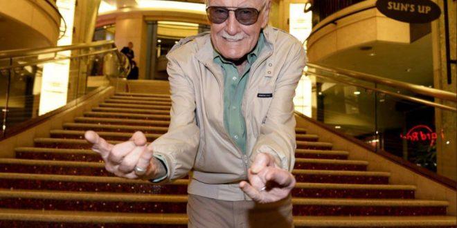 Muere a los 95 años el gran Stan Lee, padre de los superhéroes de Marvel