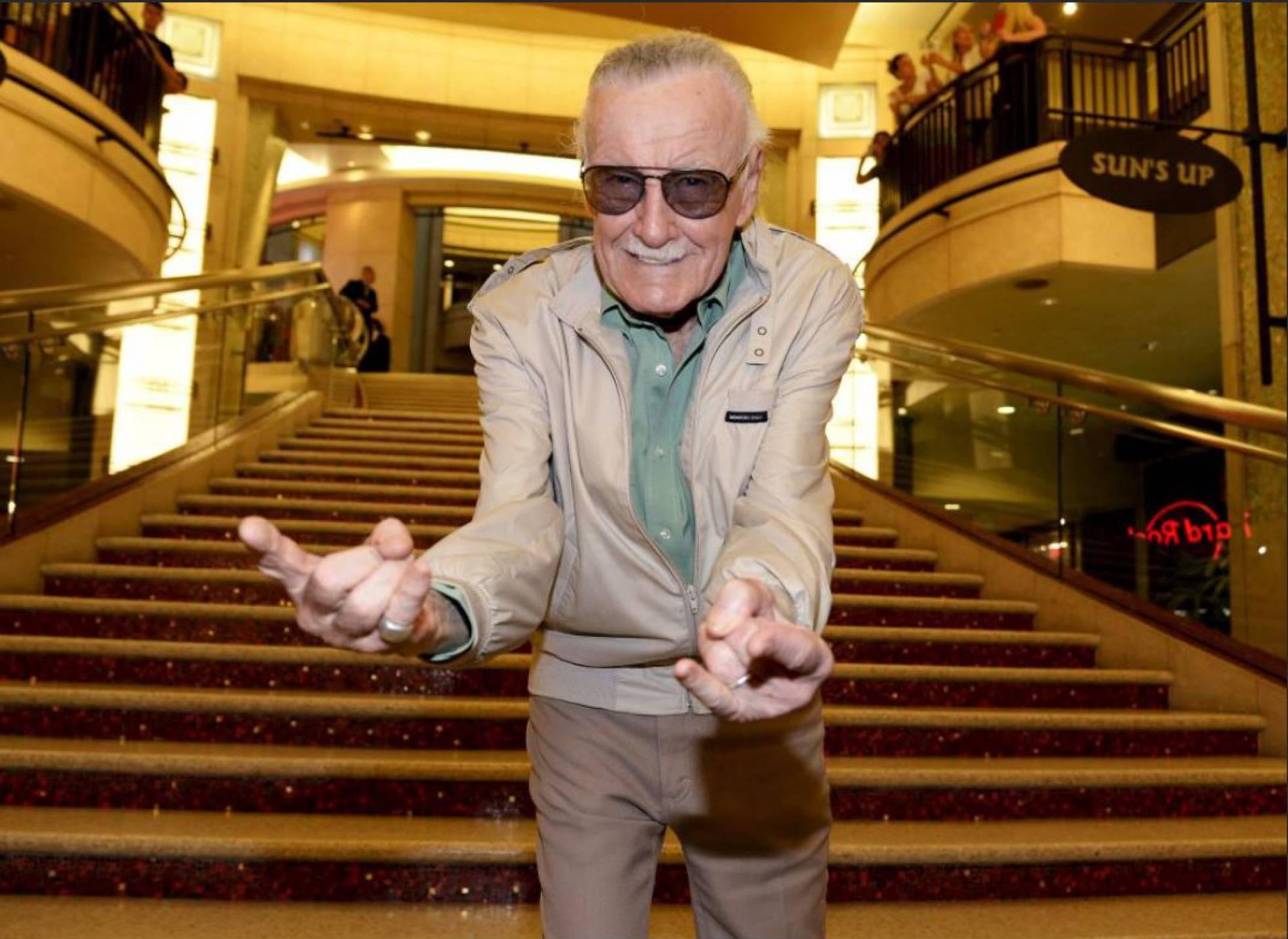 Muere Stan Lee
