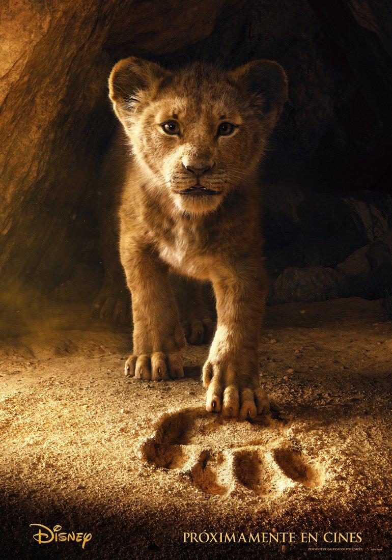Tráiler de El Rey León en acción real
