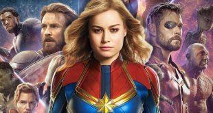 Ya está aquí el esperado nuevo Tráiler de Capitana Marvel