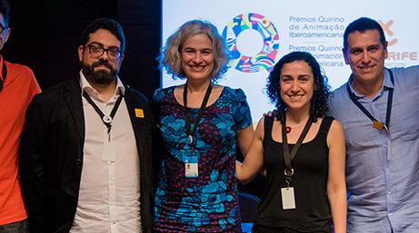 Entrevista a Marta Machado, Embajadora de Brasil en los Premios Quirino de la Animación Iberoamérica
