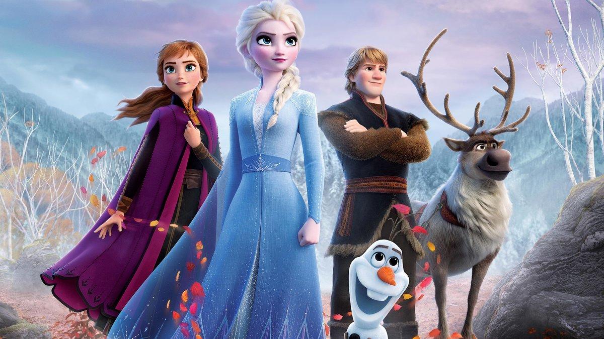 Taquilla de Cine. Frozen 2